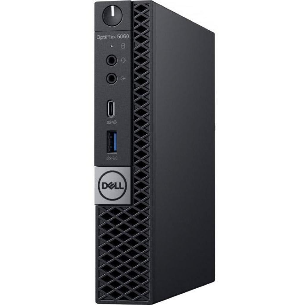 Компьютер Dell OptiPlex 5060 MFF (N009O5060MFF)