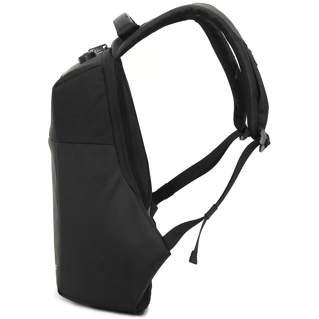 """Рюкзак для ноутбука DEF 15.6"""" DW-01 anti-theft black (378536) изображение 3"""