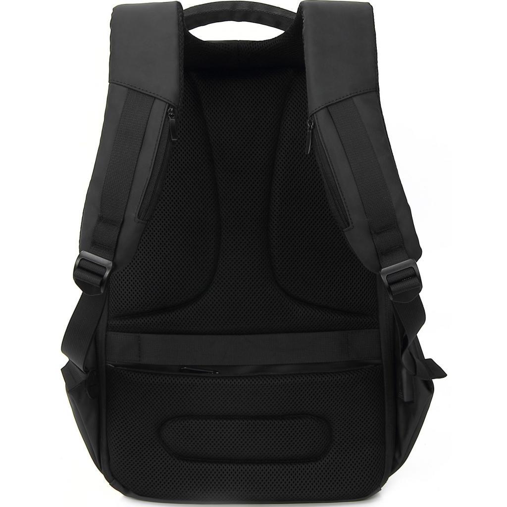 """Рюкзак для ноутбука DEF 15.6"""" DW-01 anti-theft black (378536) изображение 4"""