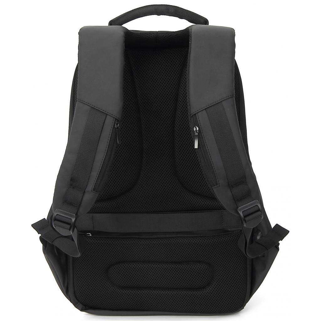 """Рюкзак для ноутбука DEF 15.6"""" DW-01 anti-theft black (378536) изображение 5"""
