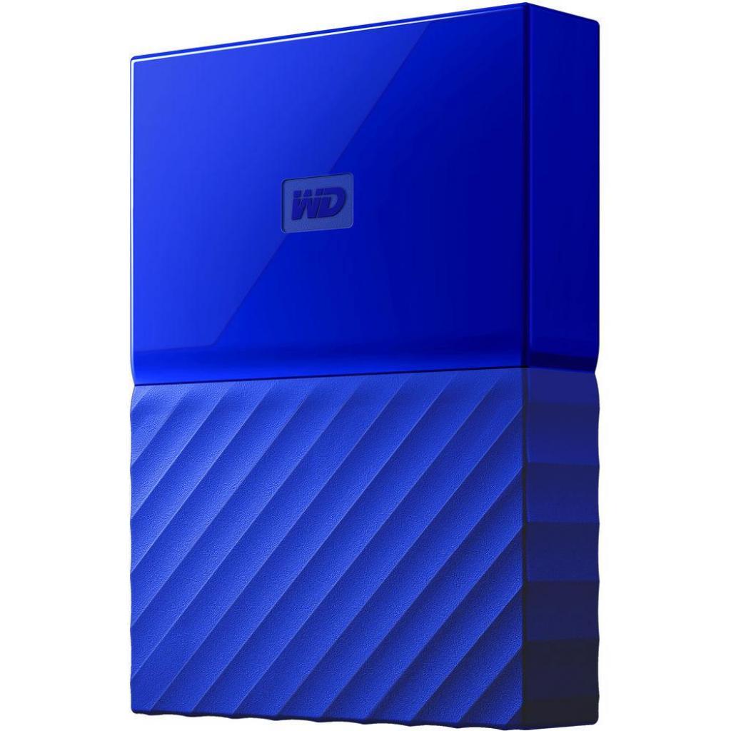 """Внешний жесткий диск 2.5"""" 2TB Western Digital (WDBS4B0020BBL-WESN) изображение 3"""