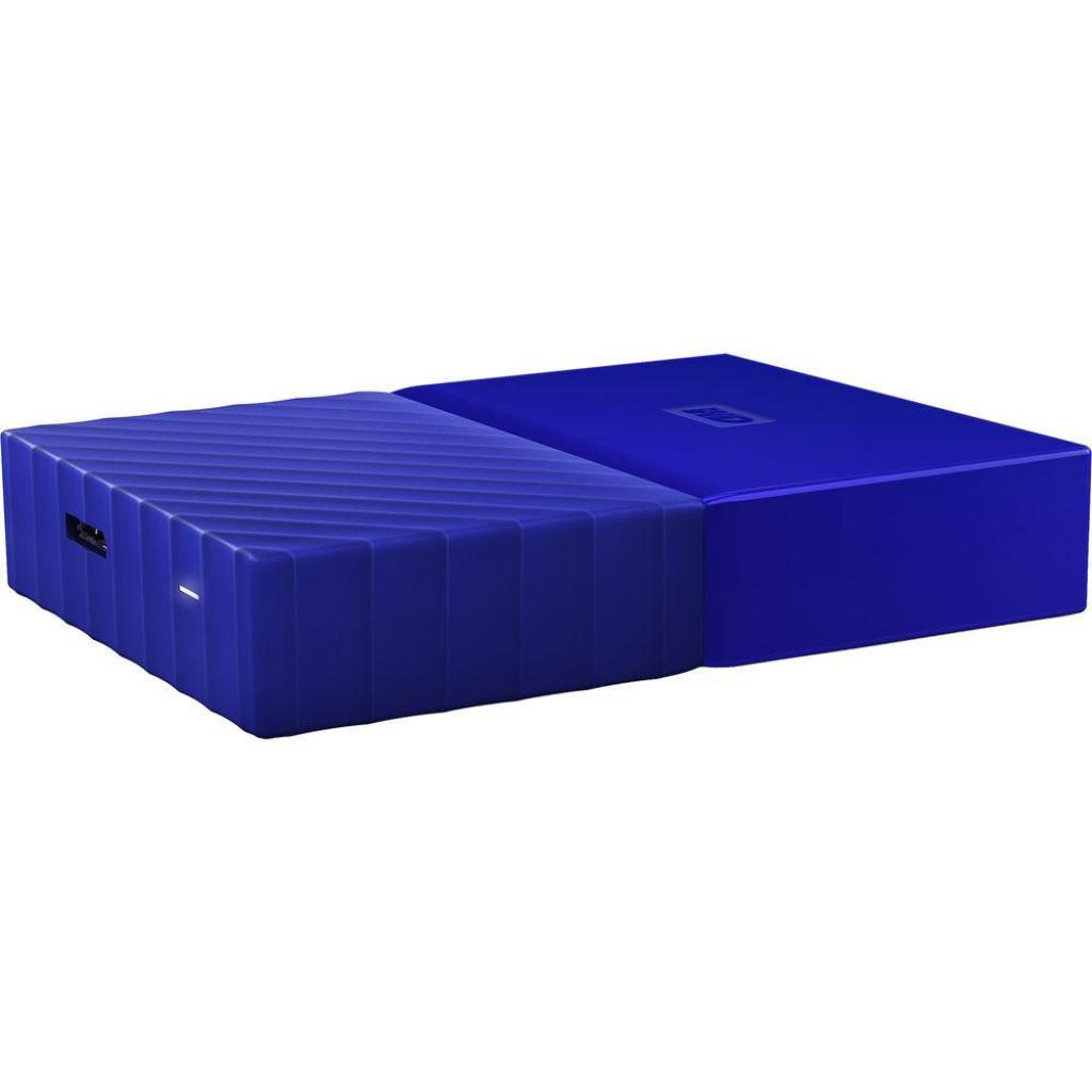 """Внешний жесткий диск 2.5"""" 2TB Western Digital (WDBS4B0020BBL-WESN) изображение 4"""