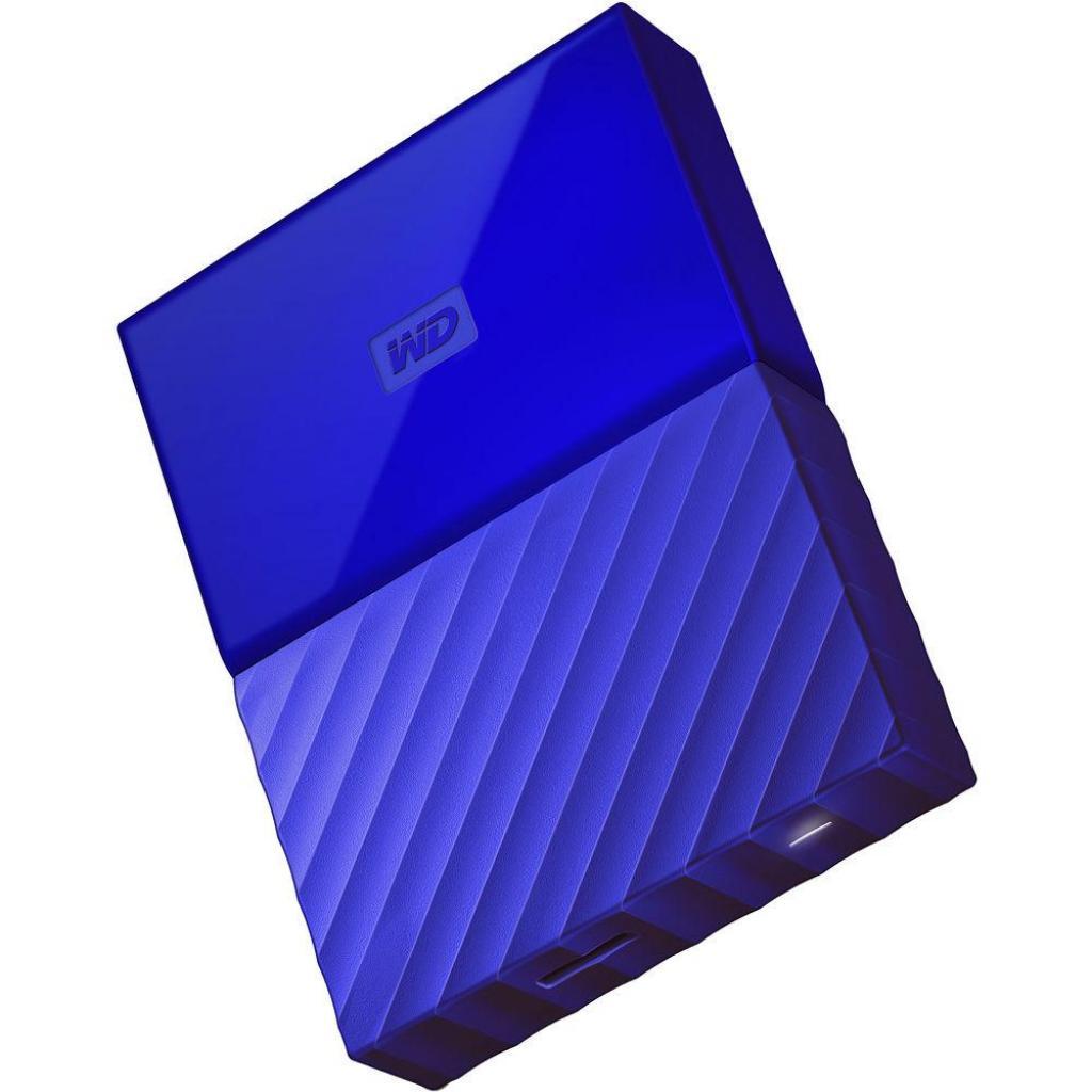 """Внешний жесткий диск 2.5"""" 2TB Western Digital (WDBS4B0020BBL-WESN) изображение 7"""
