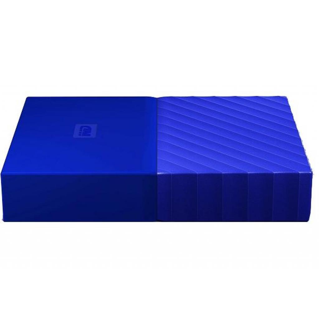 """Внешний жесткий диск 2.5"""" 2TB Western Digital (WDBS4B0020BBL-WESN) изображение 8"""