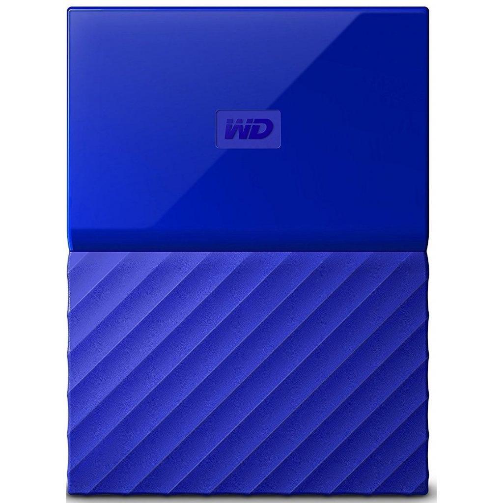 "Внешний жесткий диск 2.5"" 2TB Western Digital (WDBS4B0020BBL-WESN)"