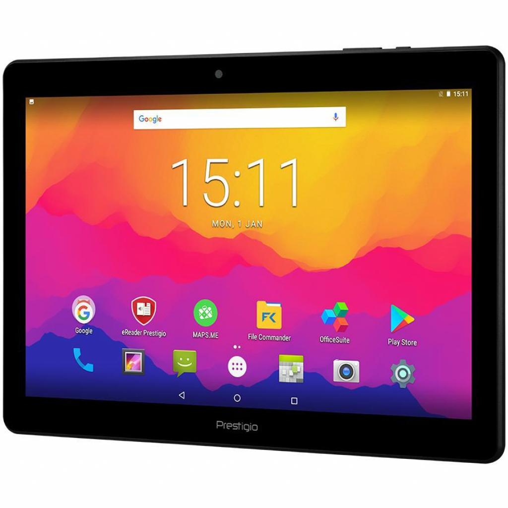 "Планшет PRESTIGIO MultiPad Wize 3171 10.1"" 1/16GB 3G Black (PMT3171_3G_D) изображение 4"