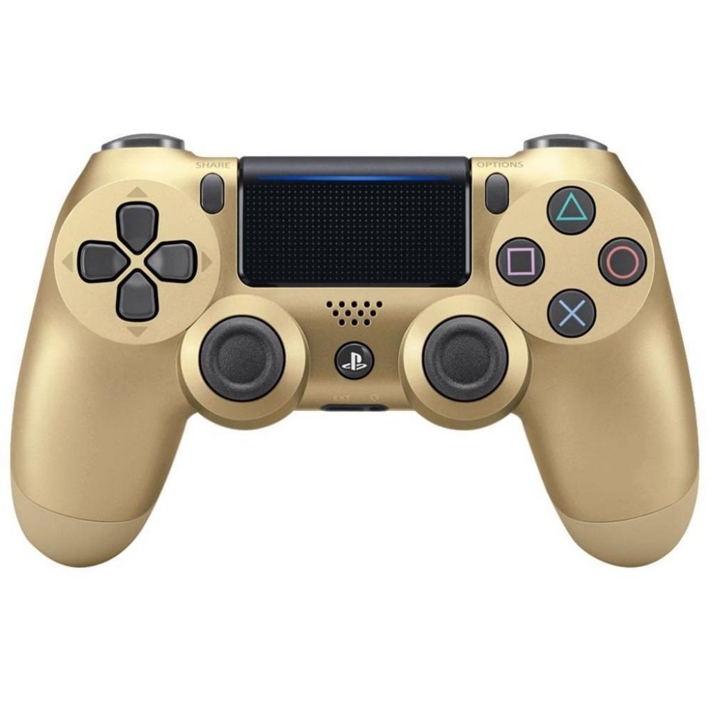 Геймпад Sony PS4 Dualshock 4 V2 Steel Black