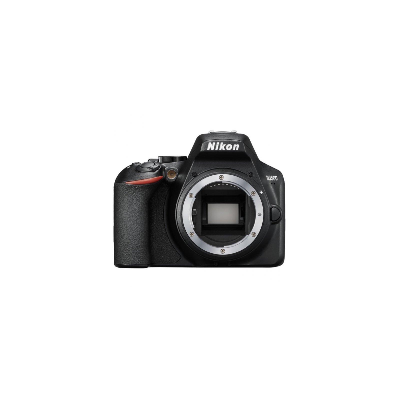 Цифровой фотоаппарат Nikon D3500 AF-S 18-140 VR kit (VBA550K004) изображение 2