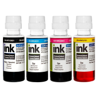 Чернила ColorWay HP Ink Tank 115/315/415 (4х100мл) BK/С/M/Y (CW-HP51/HW52SET01)