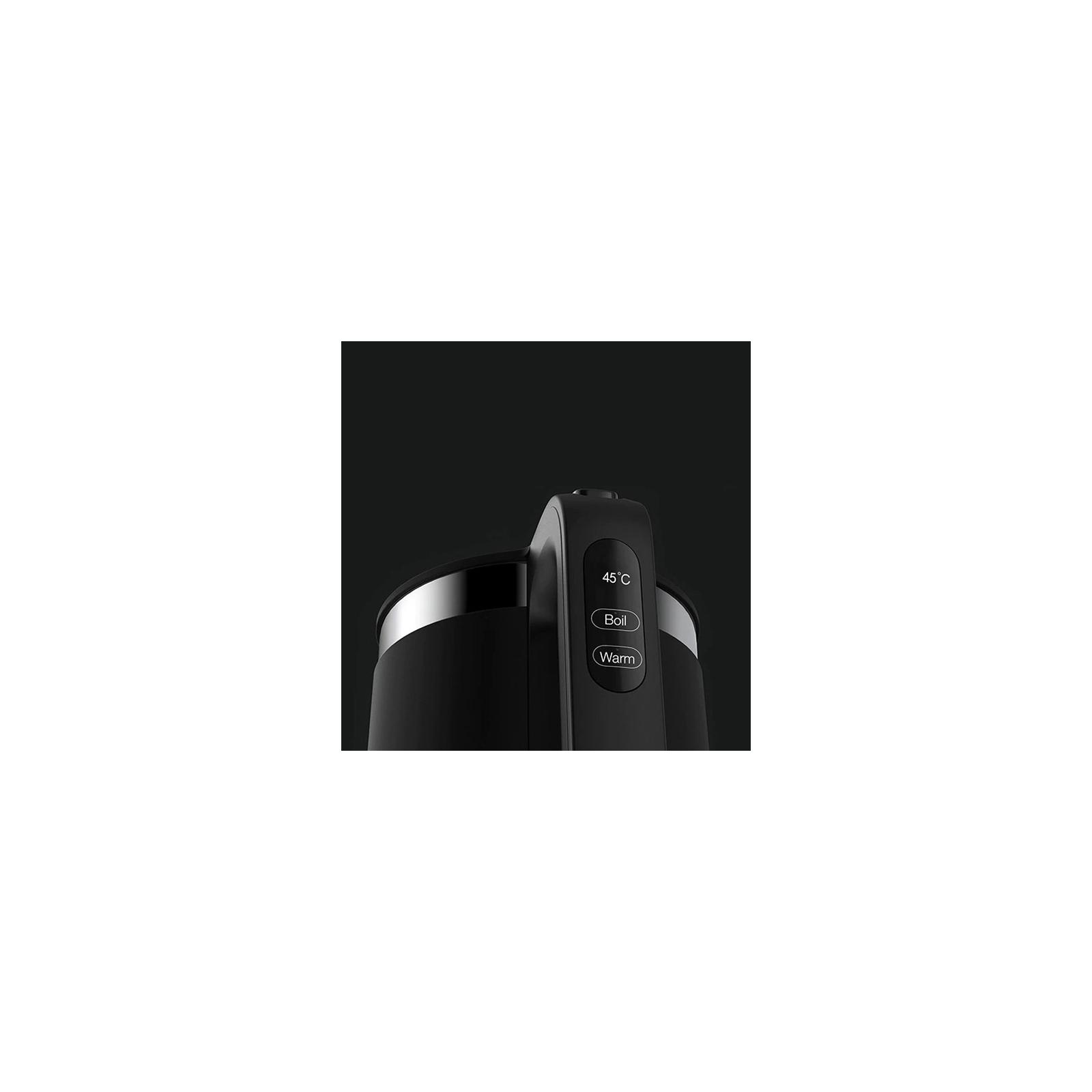 Електрочайник Xiaomi Viomi Smart Kettle Black (V-SK152B) зображення 5