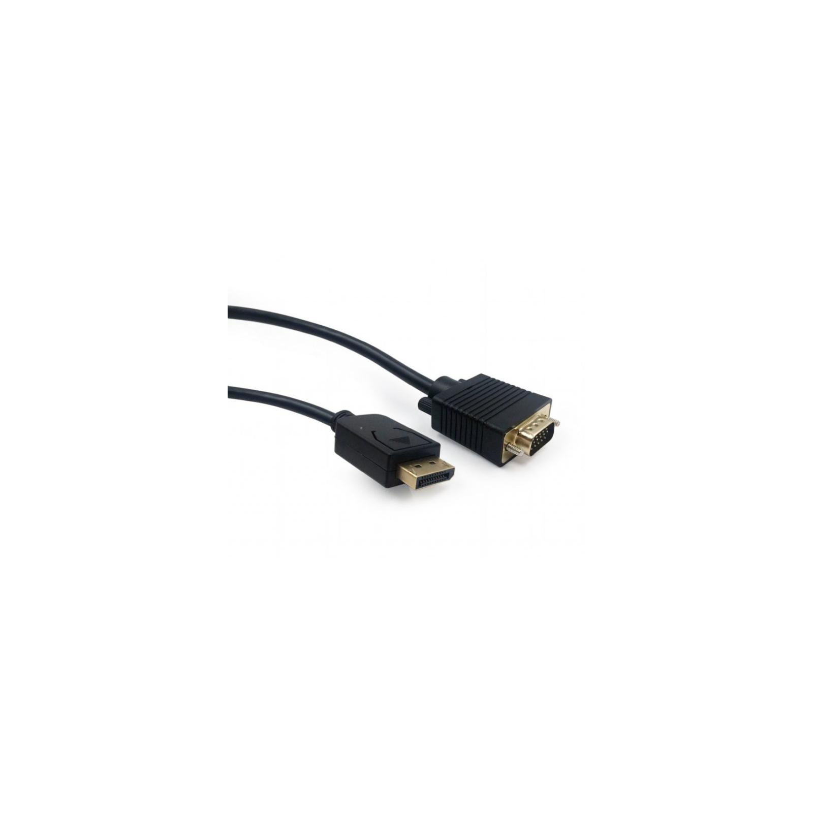 Кабель мультимедийный DisplayPort to VGA Cablexpert (CCP-DPM-VGAM-10)