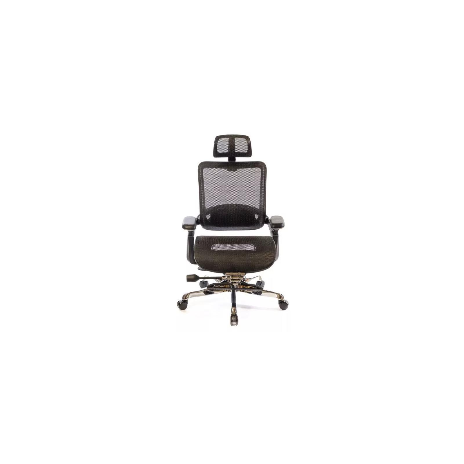 Офисное кресло Аклас Авангард CH SR Черное (12234) изображение 2