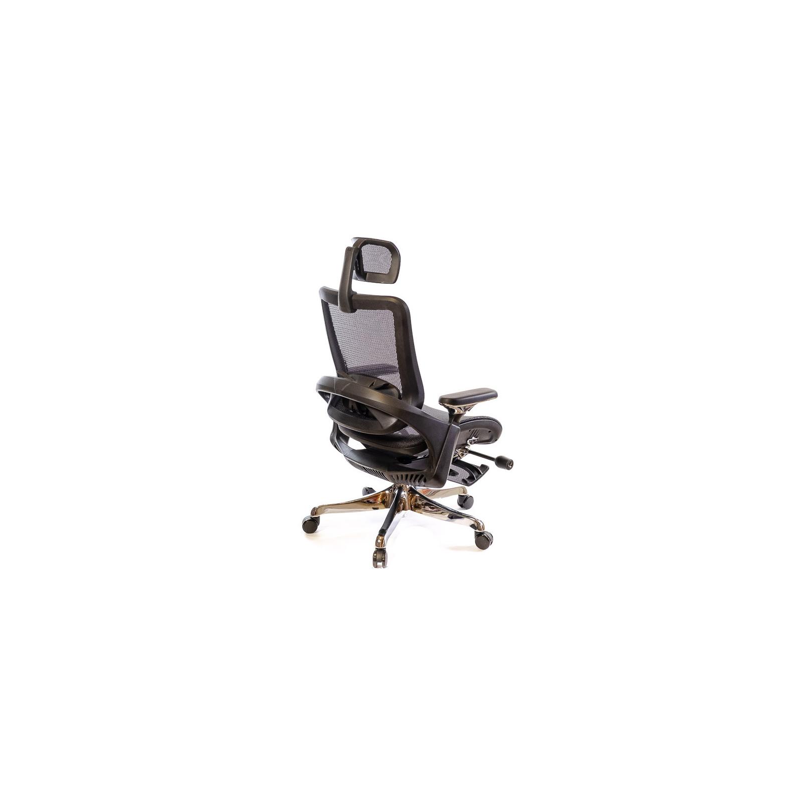 Офисное кресло Аклас Авангард CH SR Черное (12234) изображение 4