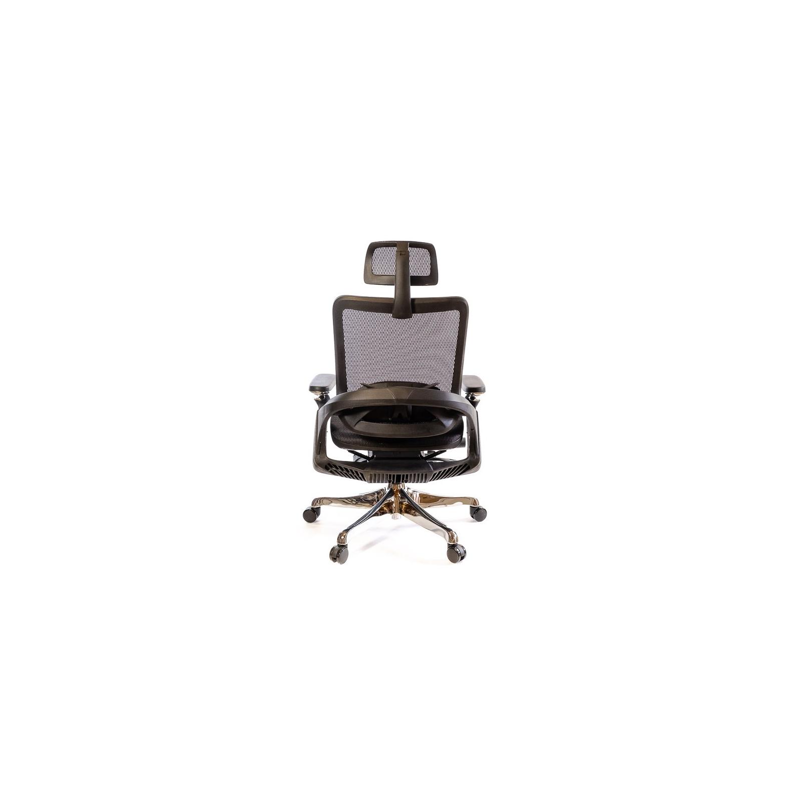 Офисное кресло Аклас Авангард CH SR Черное (12234) изображение 5