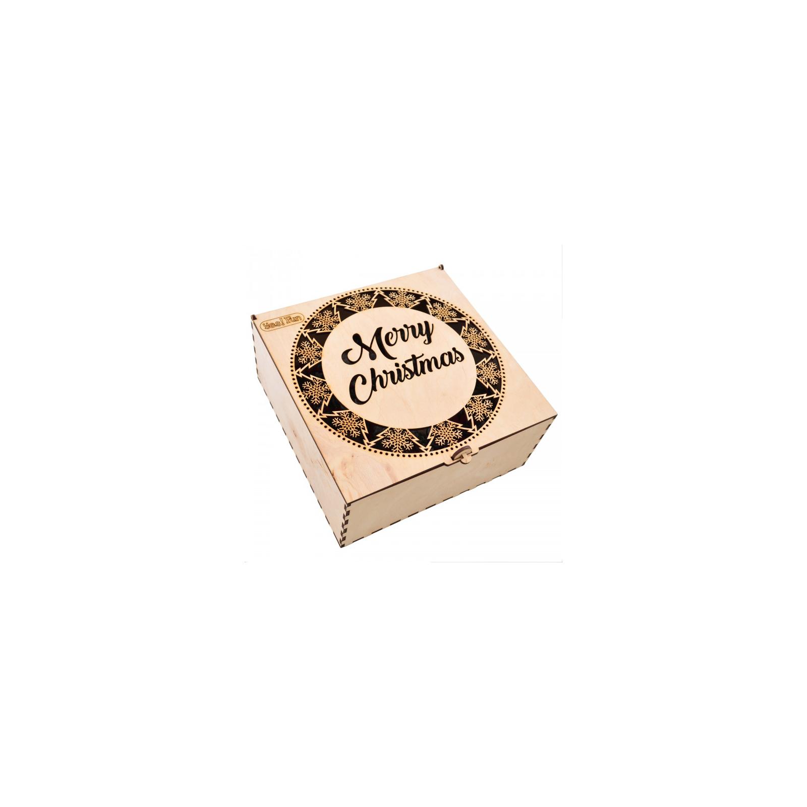 Украшение декоративное YES! Fun Рождественский венок Новогоднее чудо (904198) изображение 3