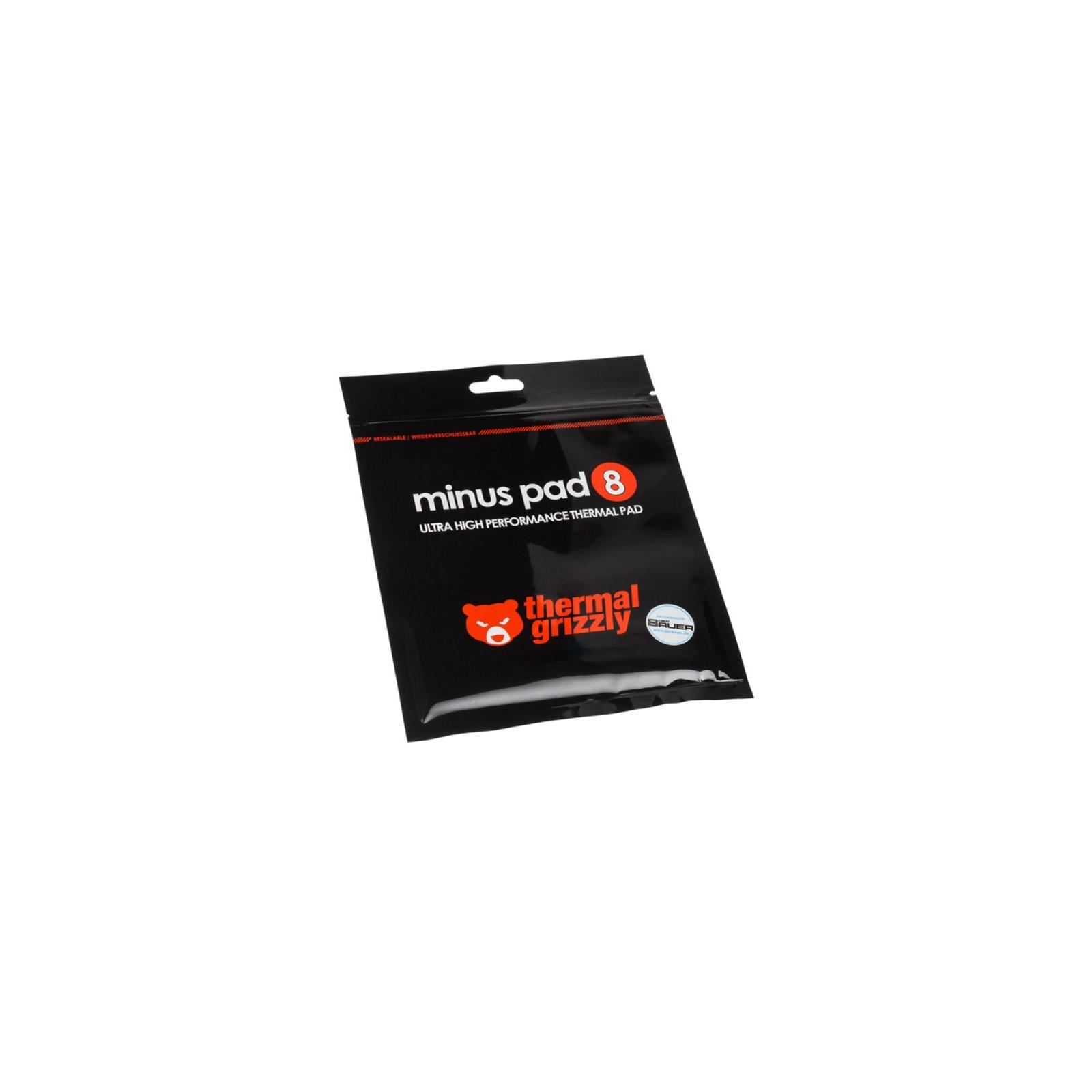 Термопрокладка Thermal Grizzly Minus Pad 8 120x20x1.5 mm (TG-MP8-120-20-15-1R) изображение 2