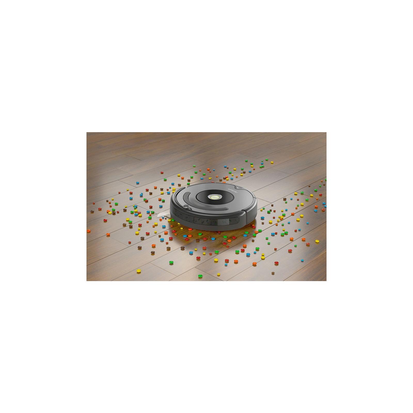 Пылесос iRobot Roomba 676 (R676040) изображение 10