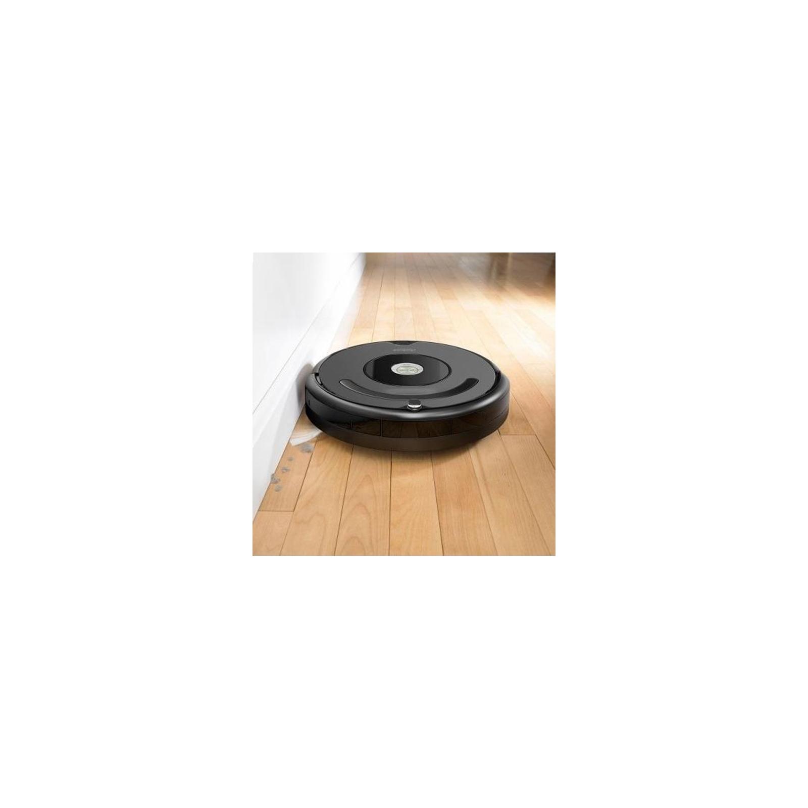 Пылесос iRobot Roomba 676 (R676040) изображение 4