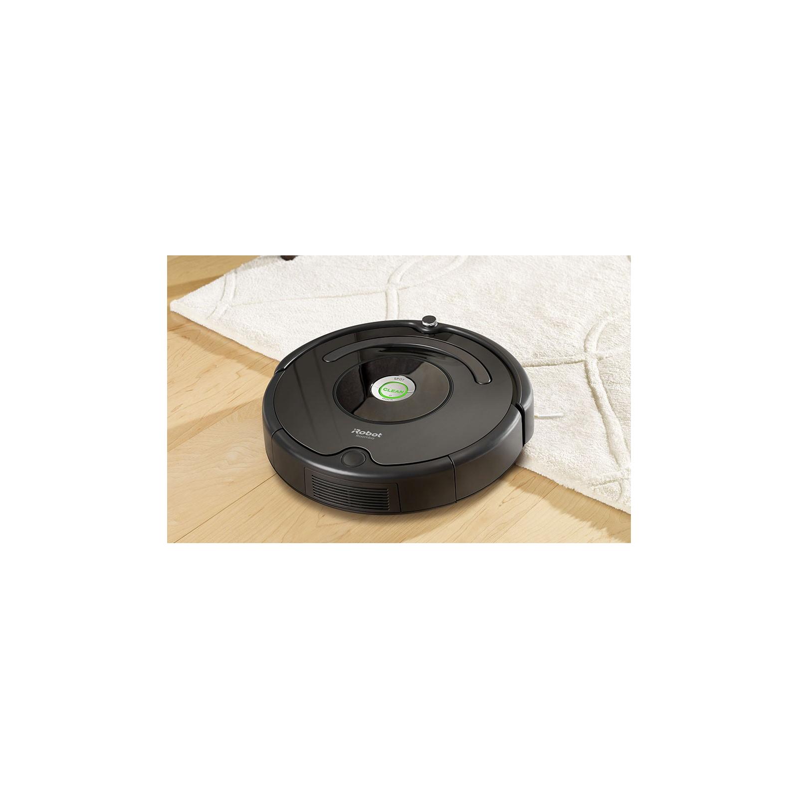 Пылесос iRobot Roomba 676 (R676040) изображение 6