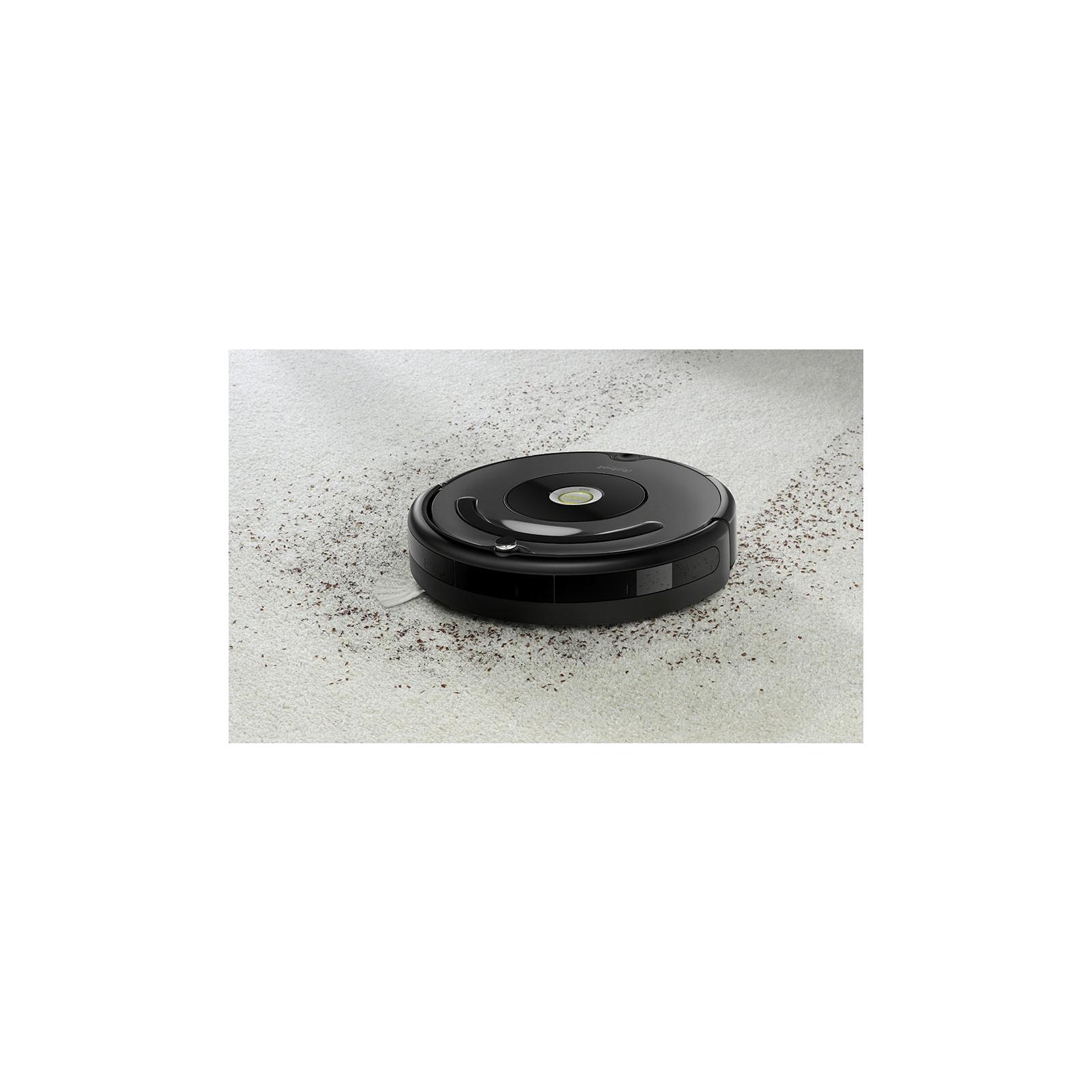 Пылесос iRobot Roomba 676 (R676040) изображение 7