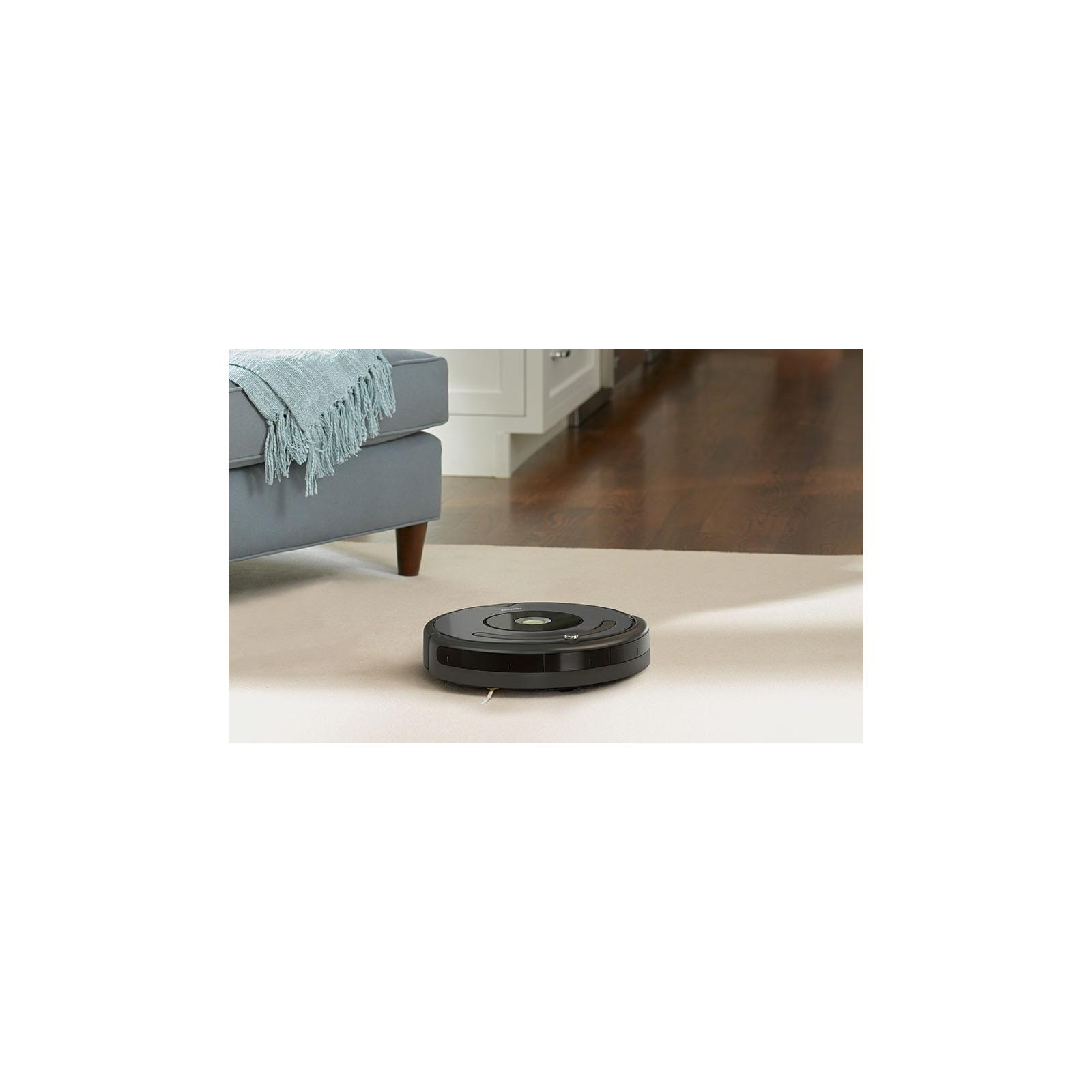Пылесос iRobot Roomba 676 (R676040) изображение 8