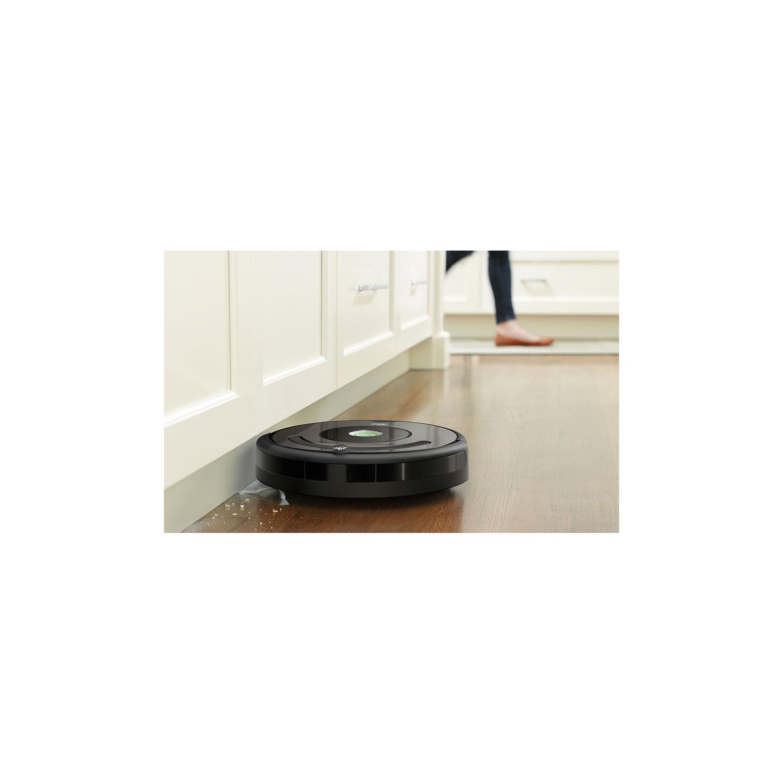 Пылесос iRobot Roomba 676 (R676040) изображение 9