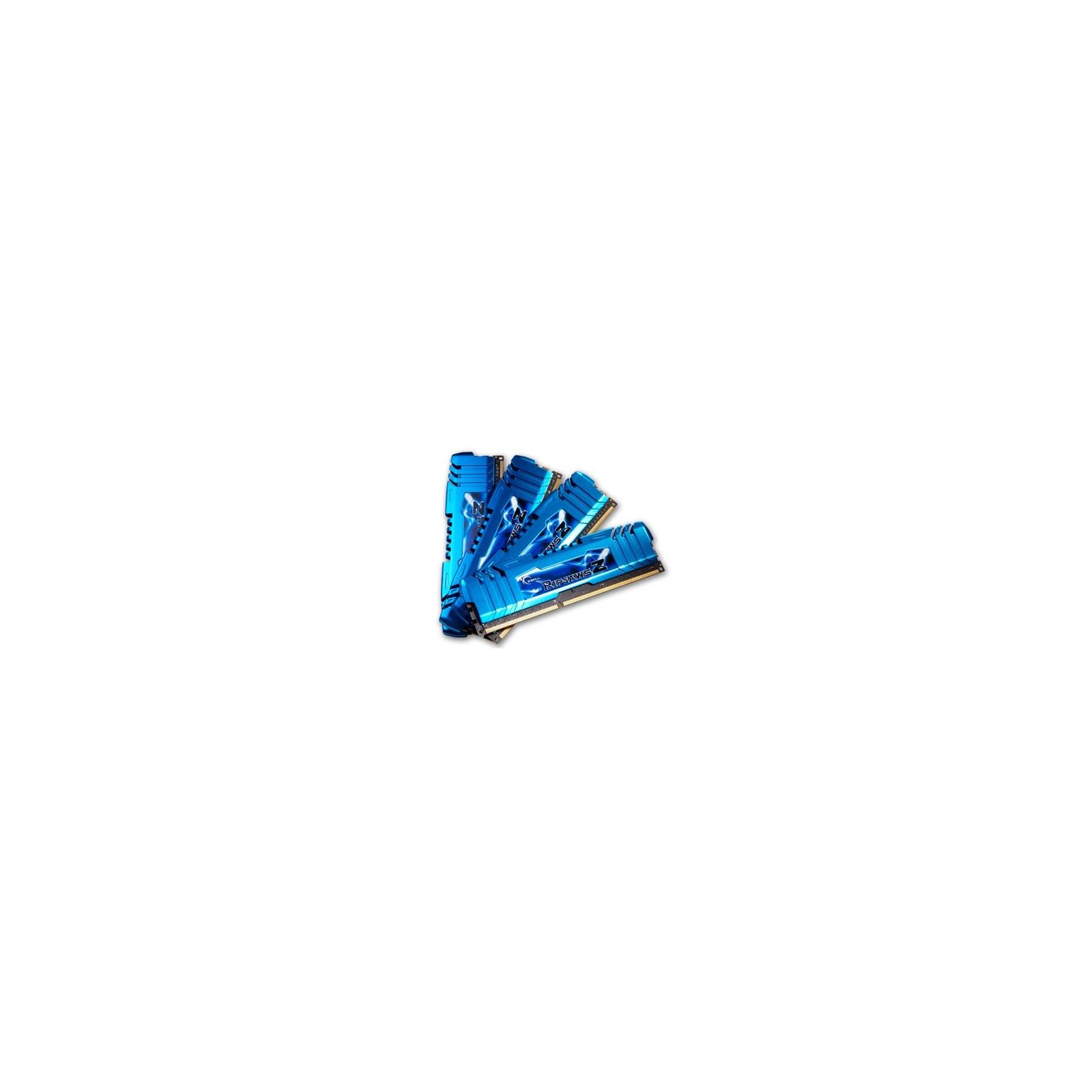 Модуль памяти для компьютера DDR3 16GB (4x4GB) 1600 MHz G.Skill (F3-12800CL7Q-16GBZM)