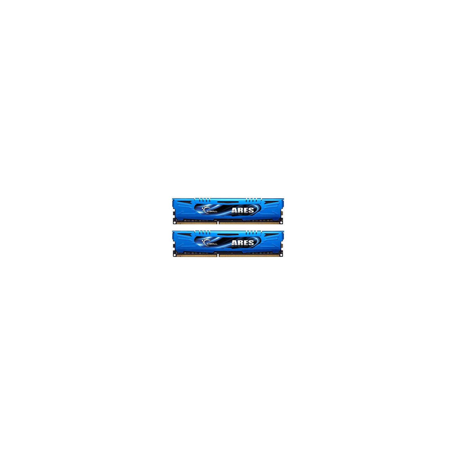 Модуль памяти для компьютера DDR3 8GB (2x4GB) 2133 MHz G.Skill (F3-2133C9D-8GAB)