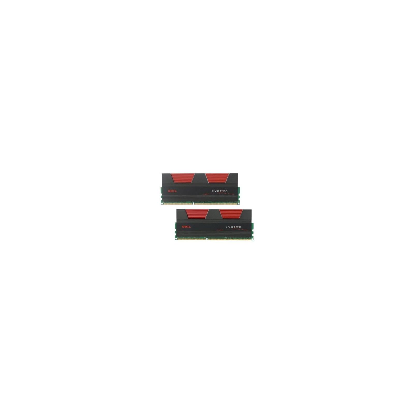 Модуль памяти для компьютера DDR3 16GB (2x8GB) 1600 MHz GEIL (GET316GB1600C9DC)