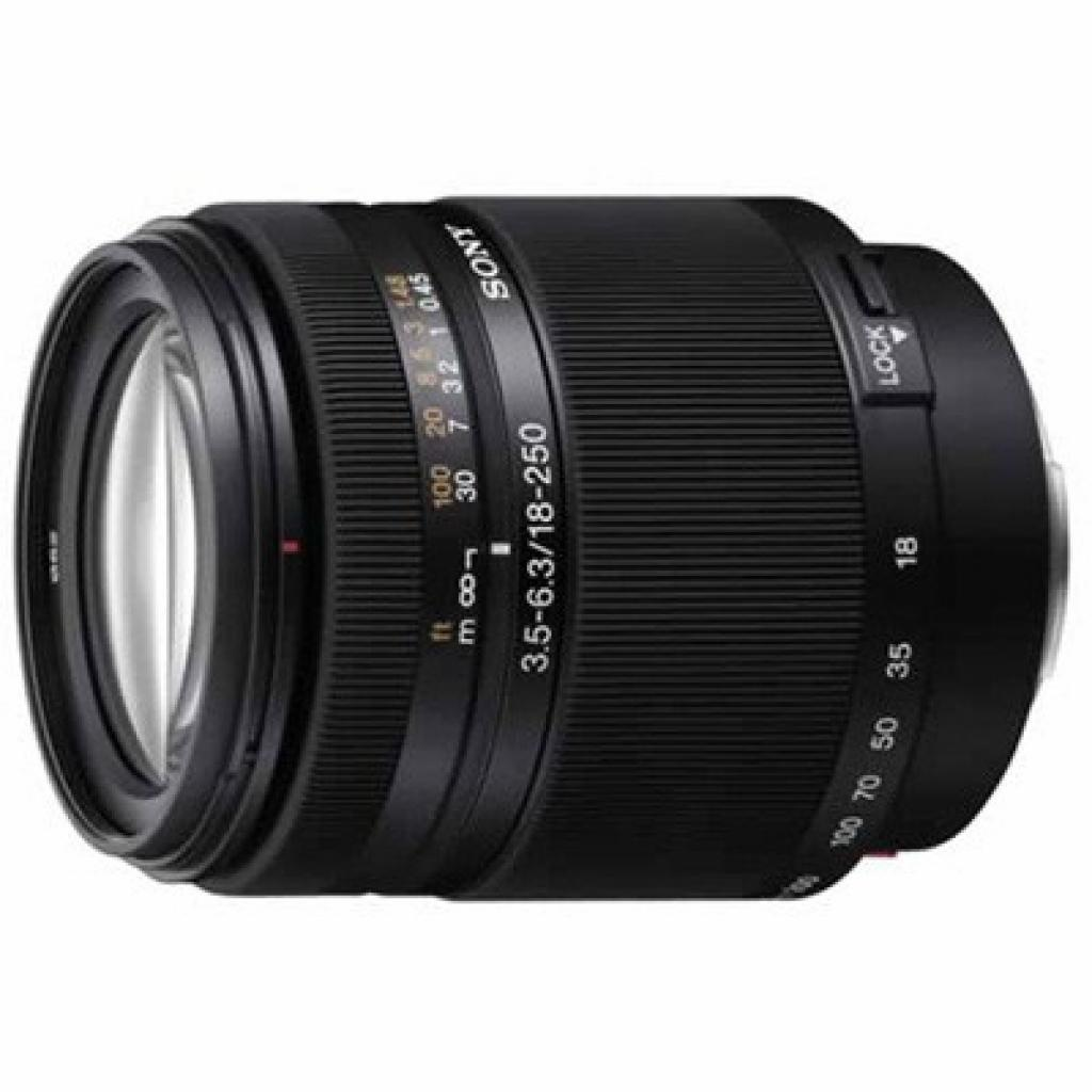 Объектив SONY 18-250mm f/3.5-6.3 (SAL18250.AE)