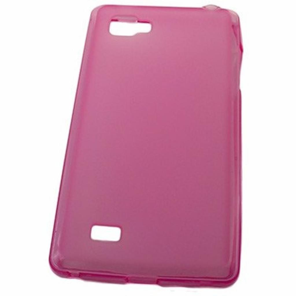Чехол для моб. телефона Drobak для LG Optimus 4X HD P880 /Elastic PU (211504)