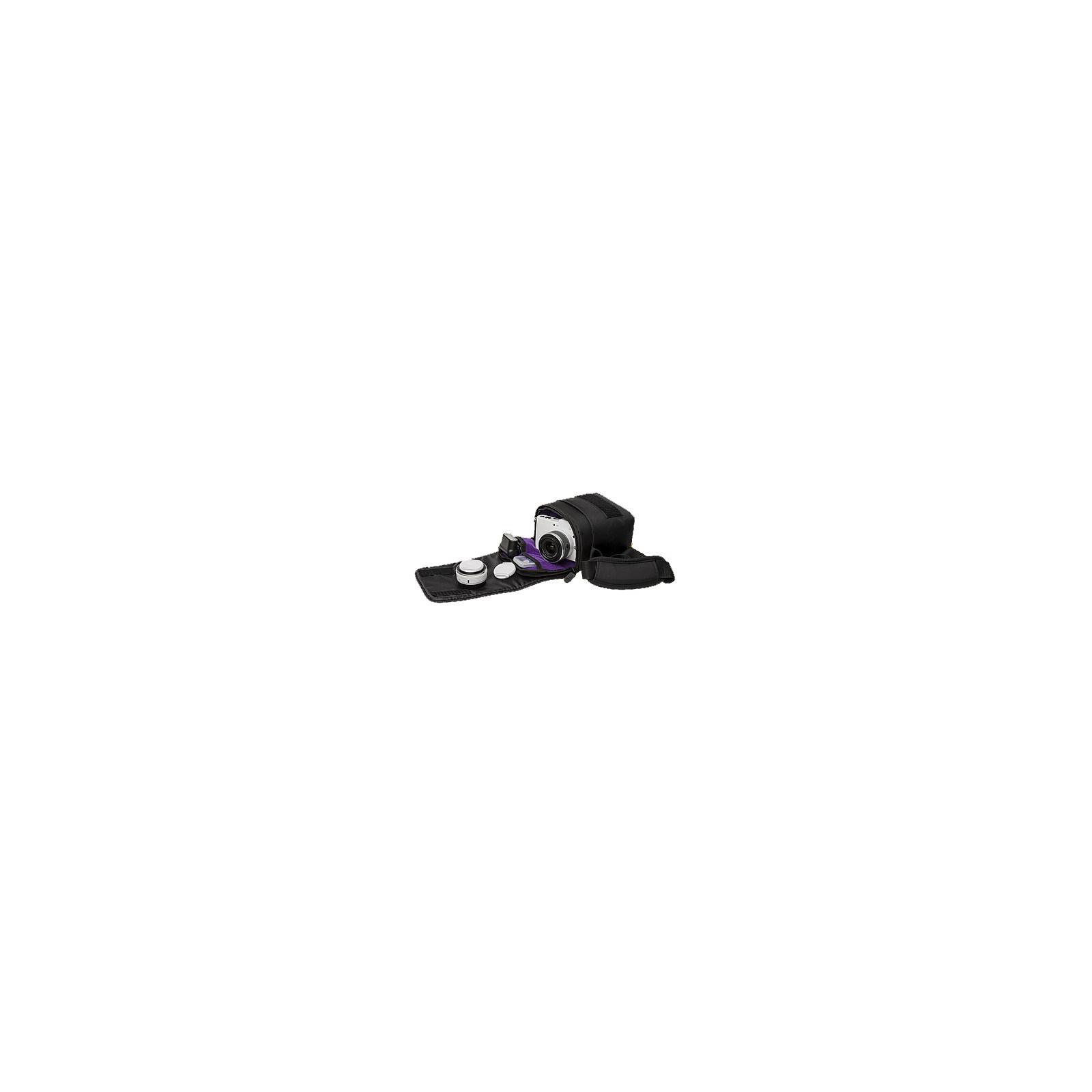 Фото-сумка RivaCase High/Ultra zoom Digital Camera Bag (7301PS Black) изображение 2