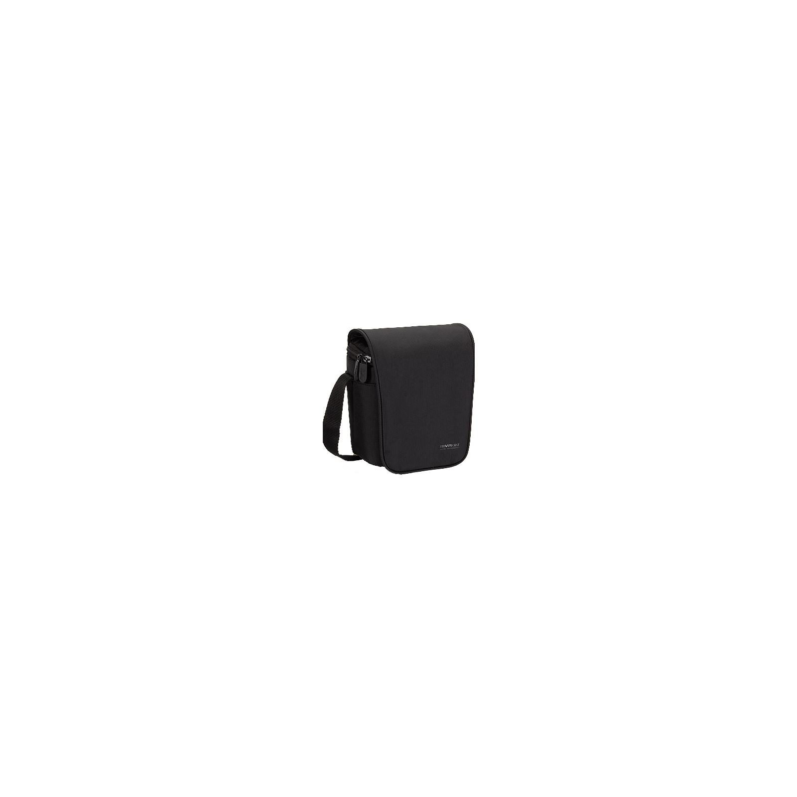 Фото-сумка RivaCase High/Ultra zoom Digital Camera Bag (7301PS Black)