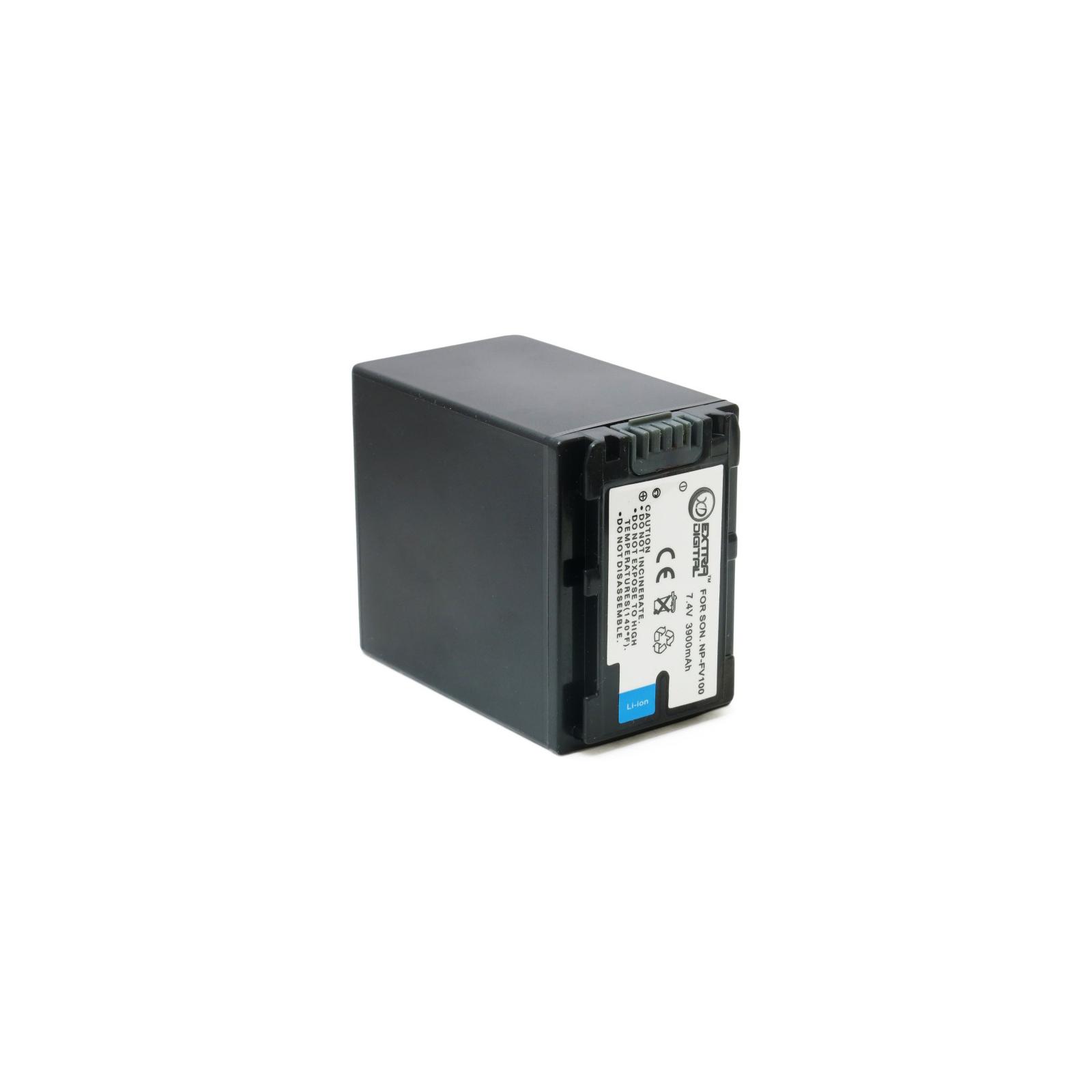 Аккумулятор к фото/видео EXTRADIGITAL Sony NP-FV100 (BDS2674 / DV00DV1271)