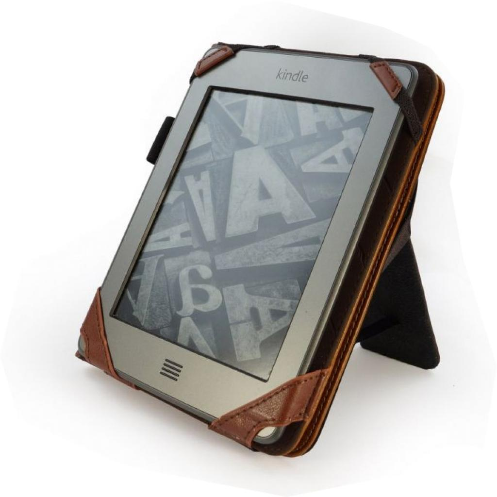 Чехол для электронной книги Tuff-Luv 6 Embrace Plus Leather Vintage Brown (A10_41) изображение 3