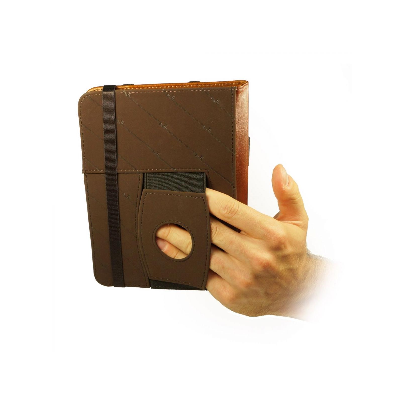 Чехол для электронной книги Tuff-Luv 6 Embrace Plus Leather Vintage Brown (A10_41) изображение 4