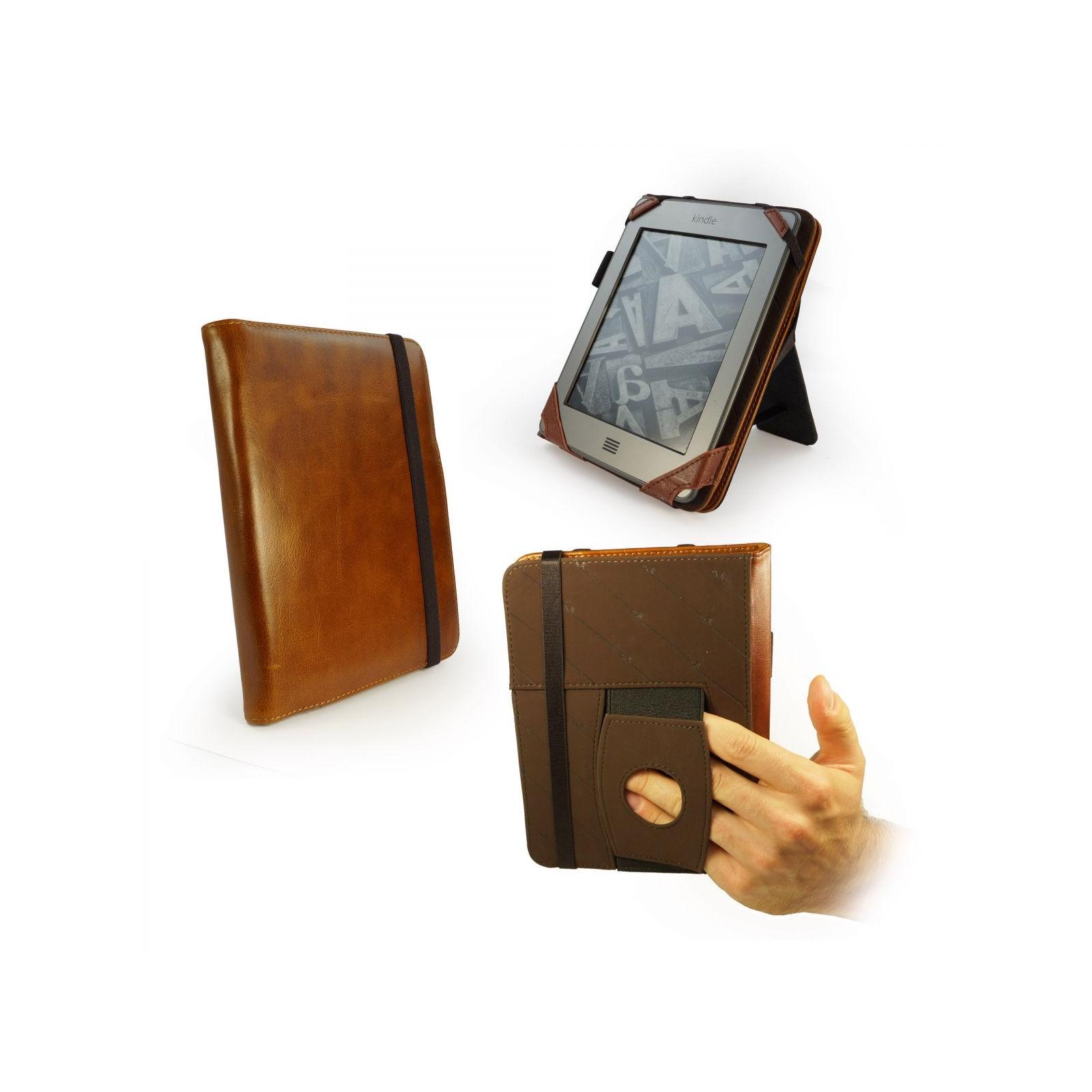 Чехол для электронной книги Tuff-Luv 6 Embrace Plus Leather Vintage Brown (A10_41) изображение 6