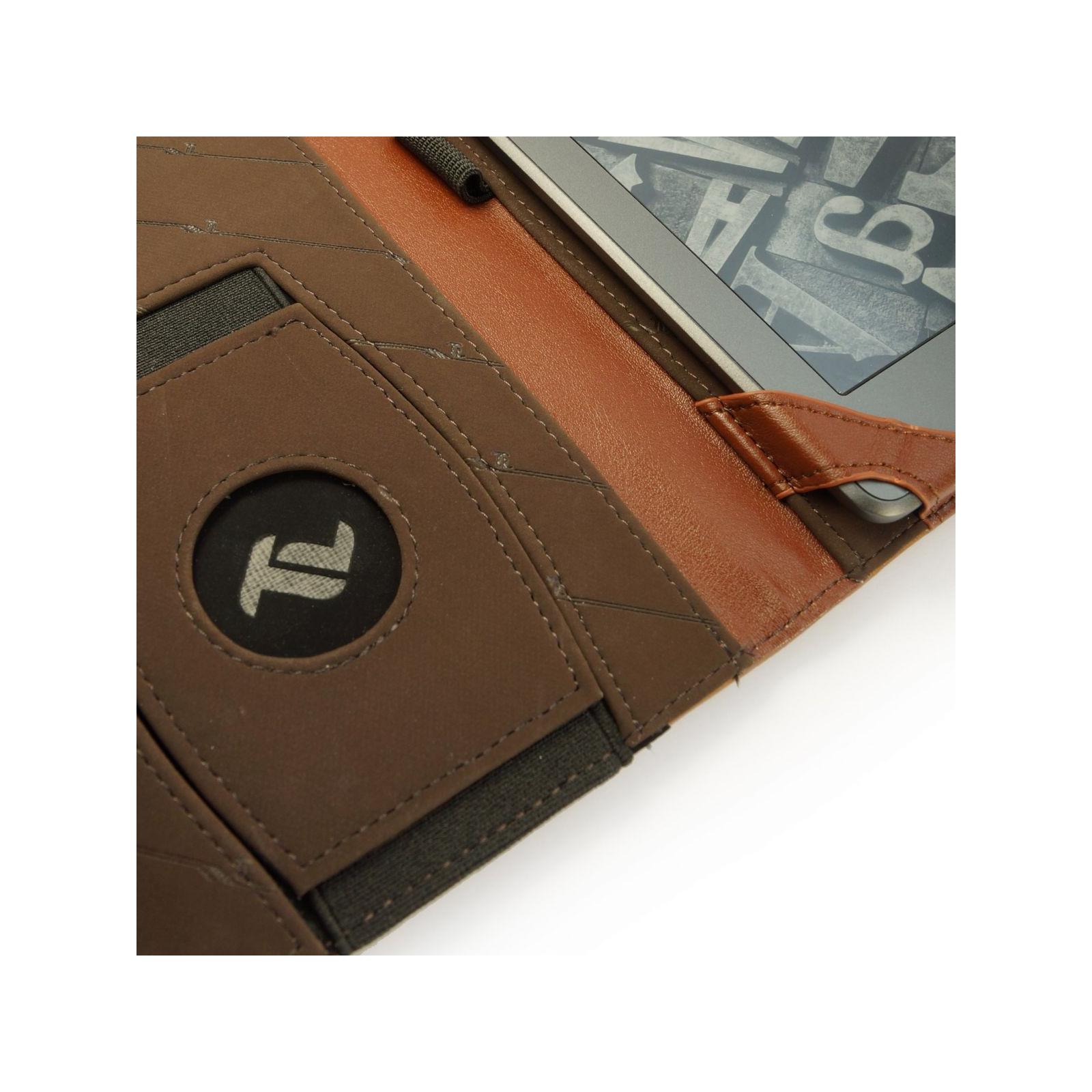 Чехол для электронной книги Tuff-Luv 6 Embrace Plus Leather Vintage Brown (A10_41) изображение 7