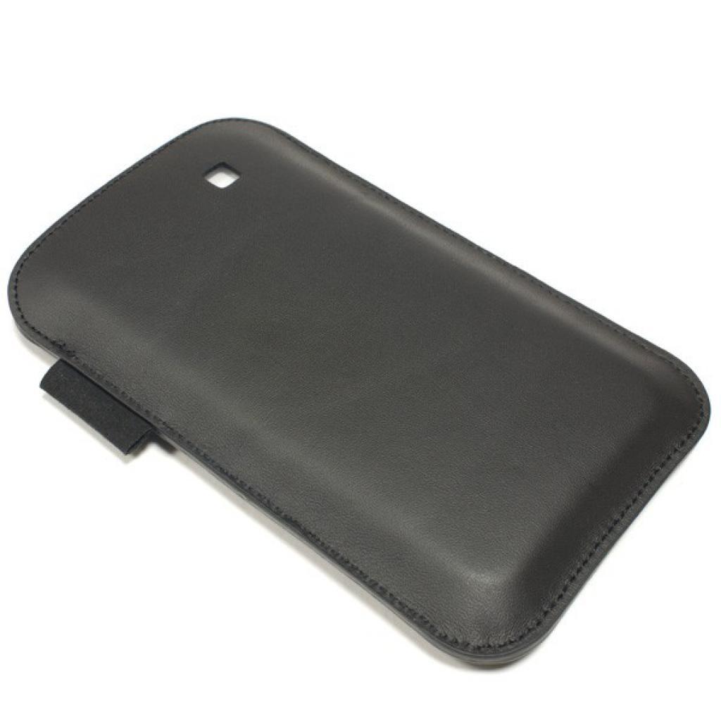 Чехол для моб. телефона Samsung I9000 Galaxy S/Black (EF-C968LBECSTD) изображение 2