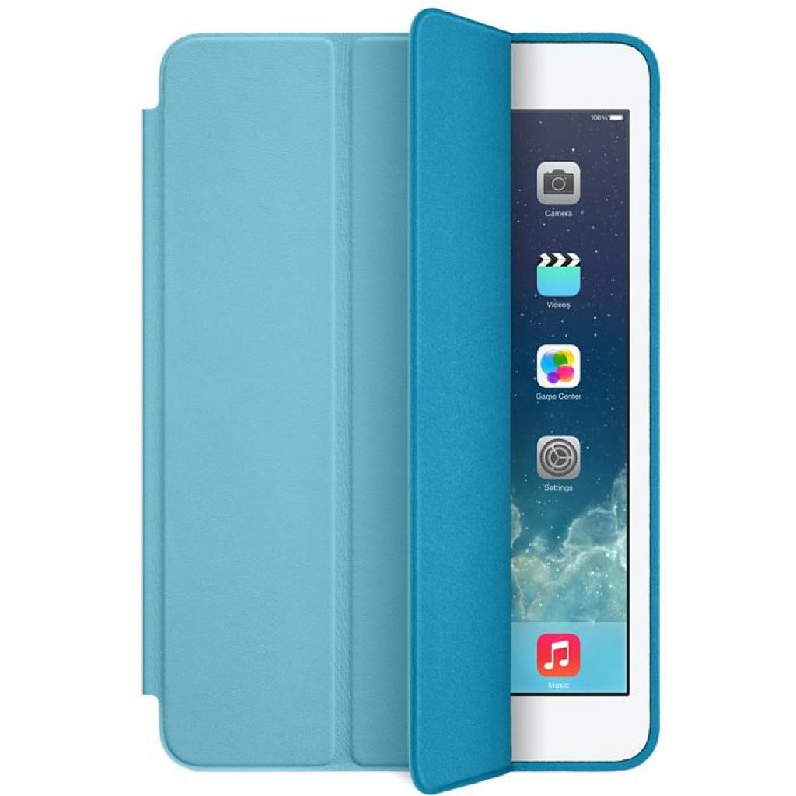 Чехол для планшета Apple Smart Case для iPad mini /blue (ME709ZM/A)