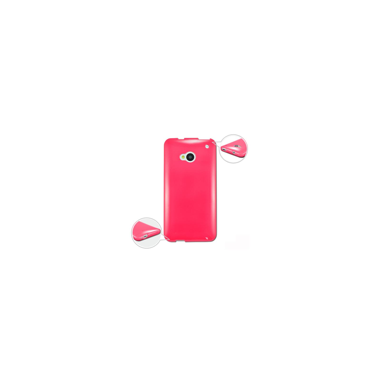 Чехол для моб. телефона Simply Design HTC ONE /TPU Red (SD-9647)