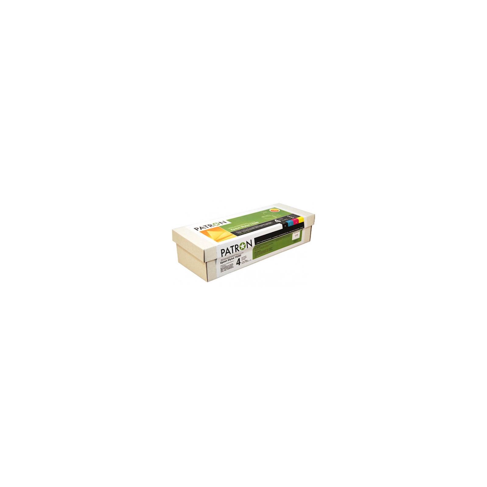 Комплект перезаправляемых картриджей PATRON Epson C79/TX200/TX209/TX400/TX409 COMBO (CIR-PN-ET073-037-C)