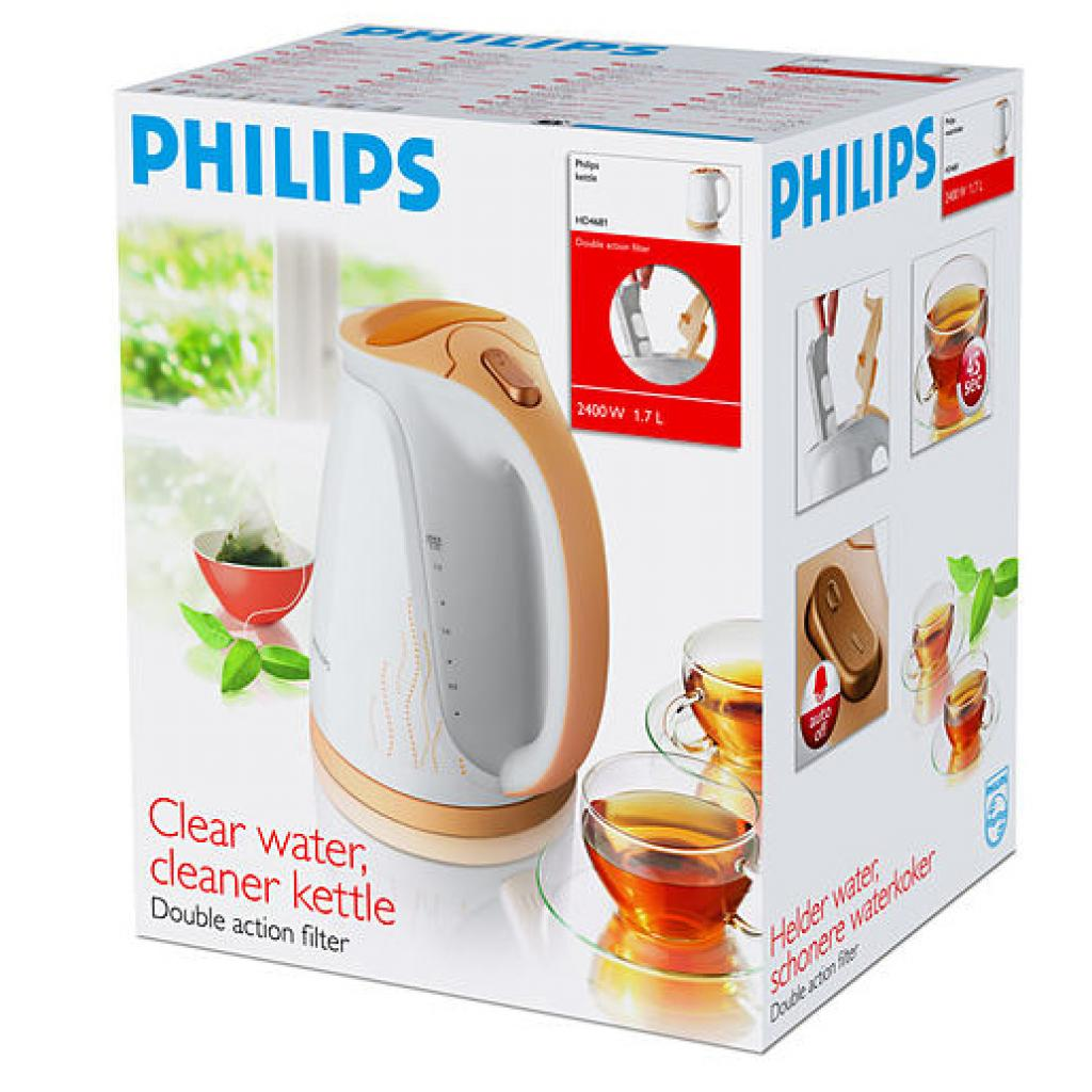 Электрочайник PHILIPS HD4681/55 изображение 3