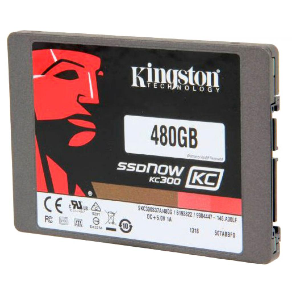 "Накопитель SSD 2.5"" 480GB Kingston (SKC300S3B7A/480G)"