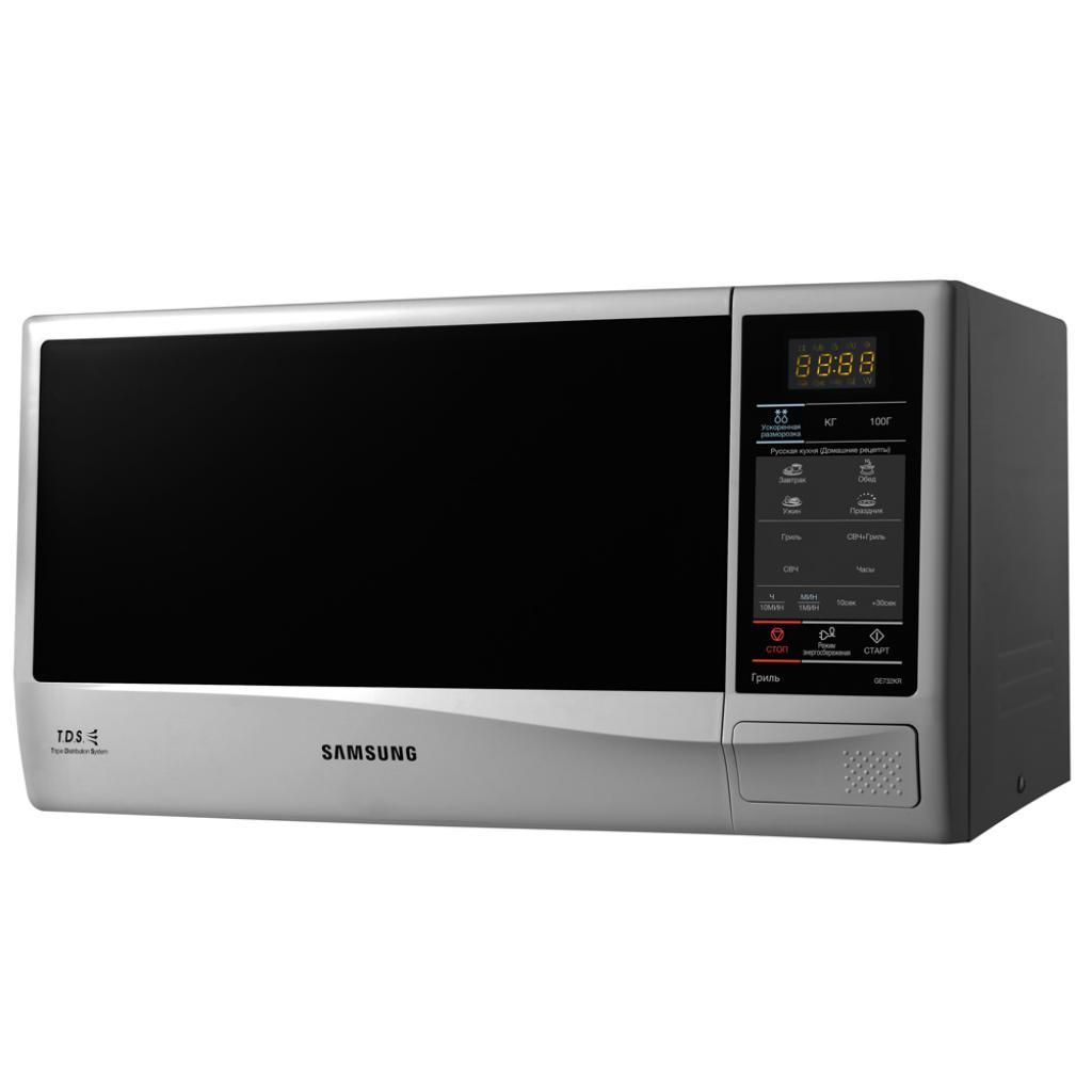 Микроволновая печь Samsung GE732KR-S (GE732KR-S/BWT) изображение 2