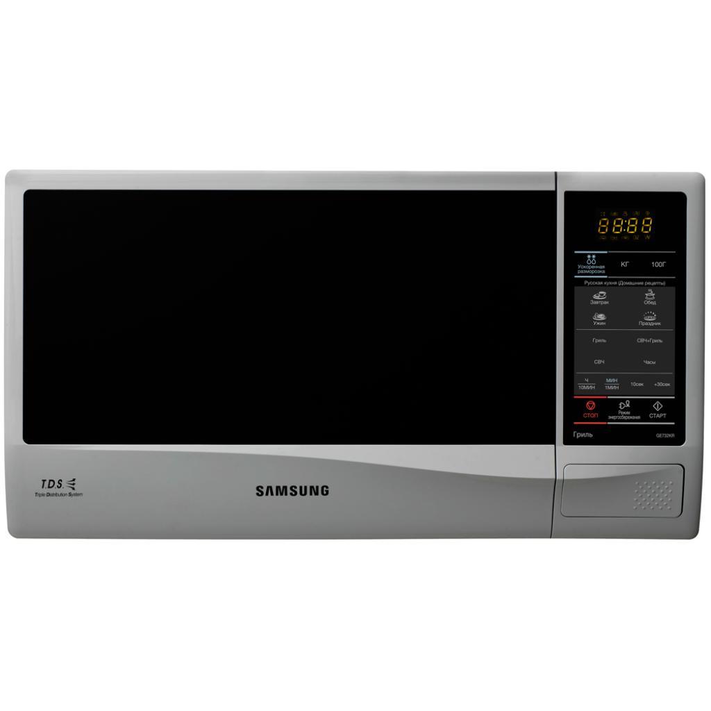 Микроволновая печь Samsung GE732KR-S (GE732KR-S/BWT)
