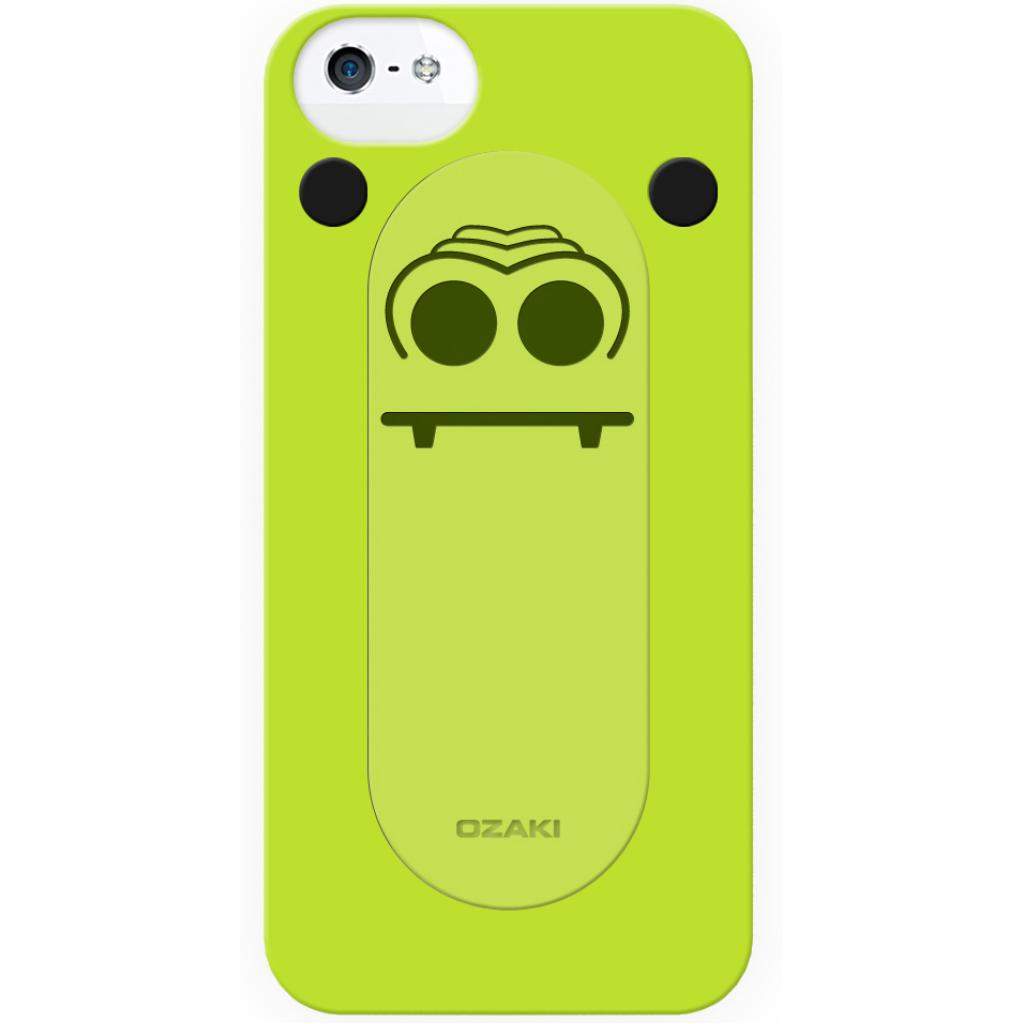 Чехол для моб. телефона OZAKI IPhone 5/5S O!coat FaaGaa Crocodile (OC554CR)