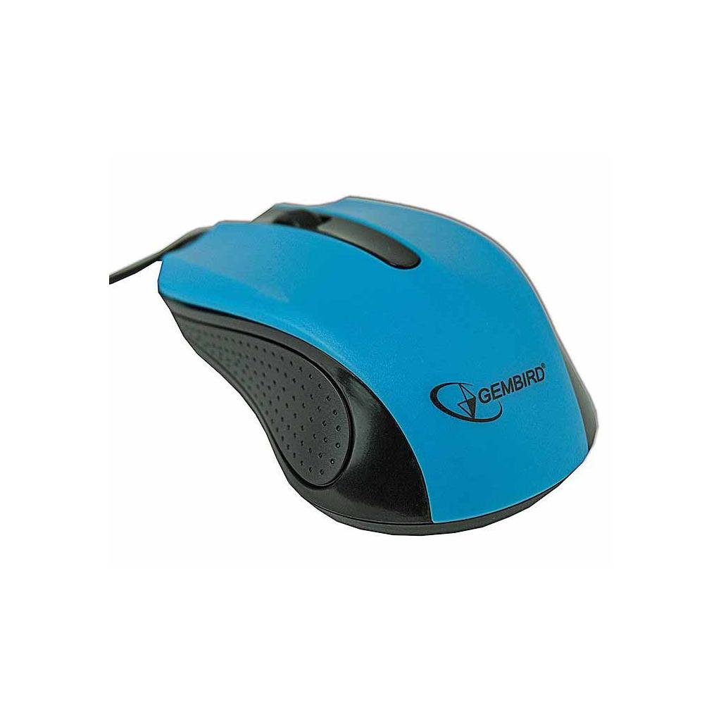 Мышка GEMBIRD MUS-101-B