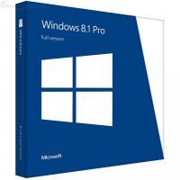 Программная продукция Microsoft Windows 8.1 Pro (FQC-06930)