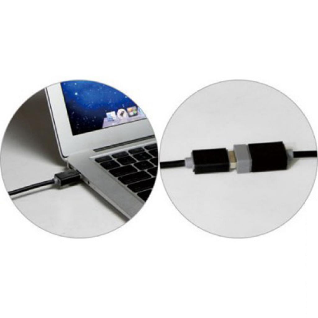 Дата кабель подовжувач USB 2.0 AM/AF 1.0m Prolink (PB467-0100) изображение 6